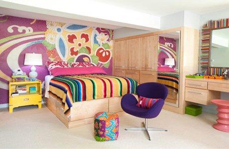 Sypialnia w piwnicy