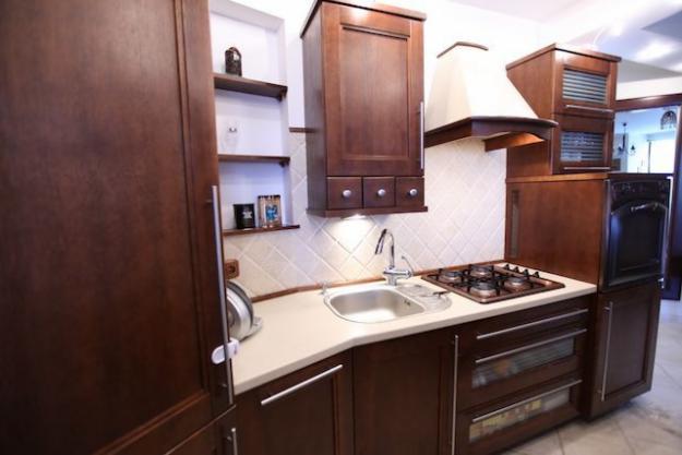 Adaptacja piwnicy na kuchnię