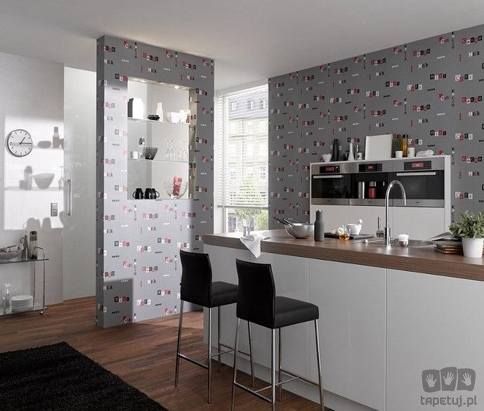 Jaka tapeta nadaje się do kuchni i łazienki?