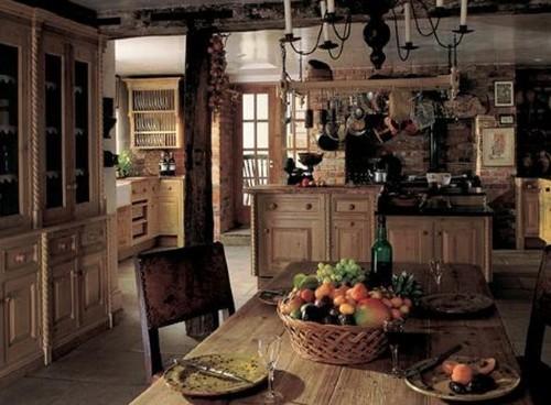 Zachowanie stylu domu