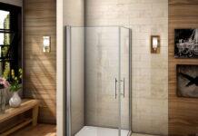Czyszczenie prysznica. Domowe i profesjonalne sposoby mycie kabiny prysznicowej.