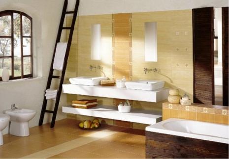 dodatki w urządzonej łazience