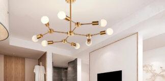 Jak zaplanować oświetlenie w salonie?
