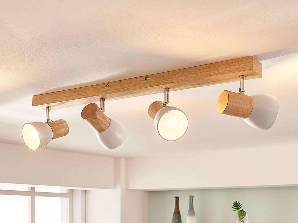 Jak dobrać lampę sufitową do pomieszczenia?