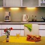 Oświetlenie kuchni