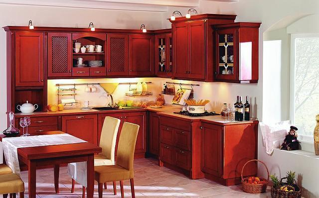 Kuchnia  Strona 2 z 5  Zamieszkuje pl -> Salon Kuchnie Rust