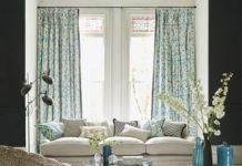 Nowoczesna dekoracja okien