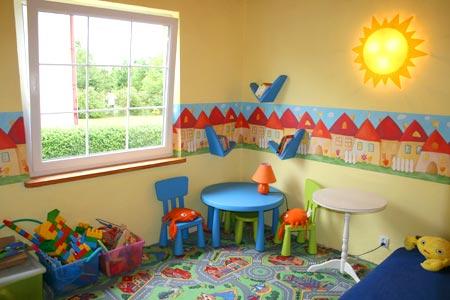 Ładny pomysł na pokój dziecięcy