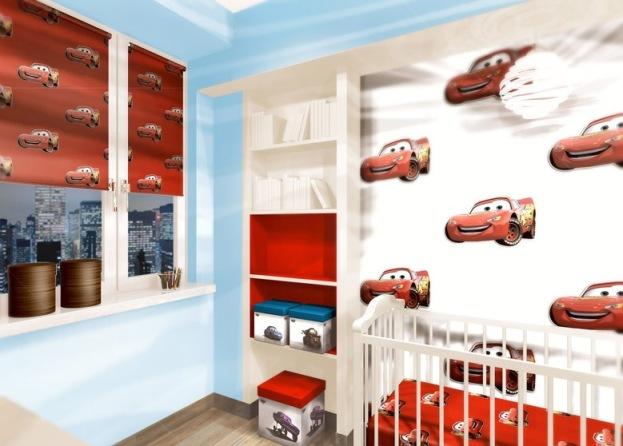 Pomysły na urządzenie pokoju dziecięcego