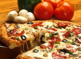 robienie pizzy z dzieckiem