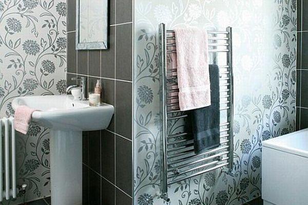 Odcienie relaksu w łazienkowych pieleszach