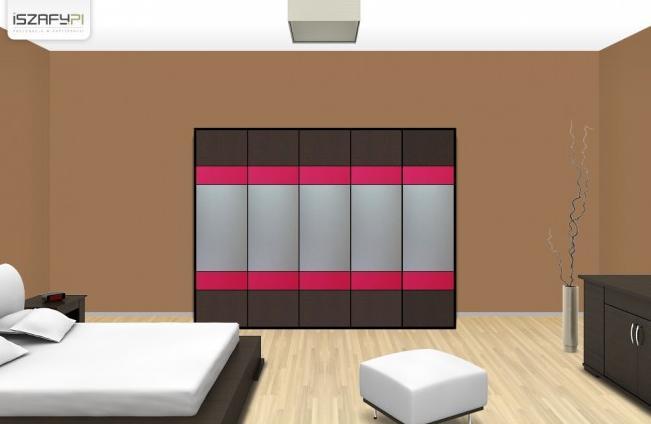 szafa do sypialni pięknej