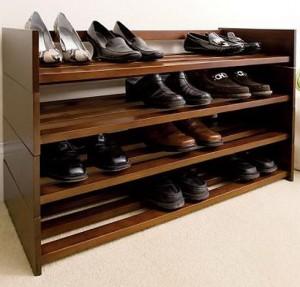 Ładna szafka na obuwie