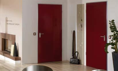 Eleganckie drzwi wewnętrzne